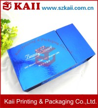 OEM custom christmas gift box, gift packaging box, folding box manufacturers in china