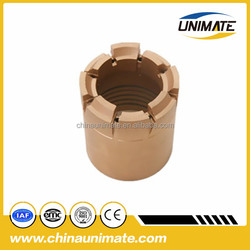 Unimate Cross Matrix Impregnated Diamond Core bits for micro drilling rigs, HQ, BQ, NQ, PQ Diamond Core bits