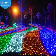 110v walmart net xmas led light decorations for Christmas party