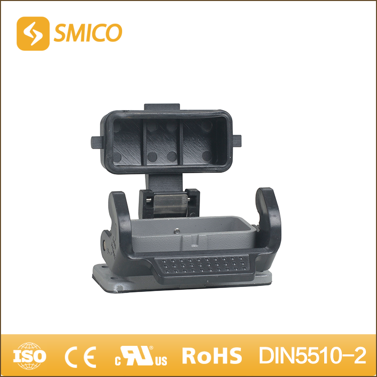 SMICO Most Demanded Products CE Standard UFL Connector H10A Hoods And Housing