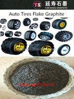 Auto Tires Natural Flake Graphite