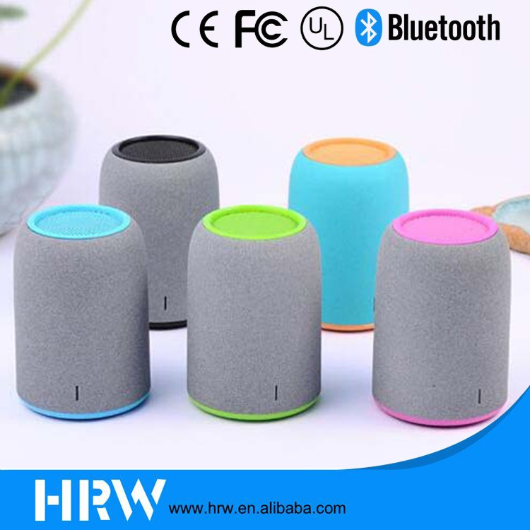 Rechargeable Battery Wireless Bluetooth Speaker With Microphone