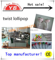 YB-350 Automatic Lollipop Bunch Wrapping Machine/ 0086-13916983251
