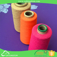 Factory directly price 70% cotton 30% polyester a grade knitted fabric sock yarn