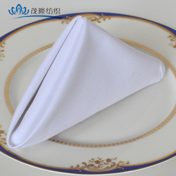 100%cotton restaurant cloth dinner napkins/linen napkins for restaurant