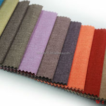 In stock cheap wool fabrics for upholstery home textile