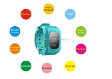 Real Time Tracking GPS Tracking SOS Wrist Watch Phone