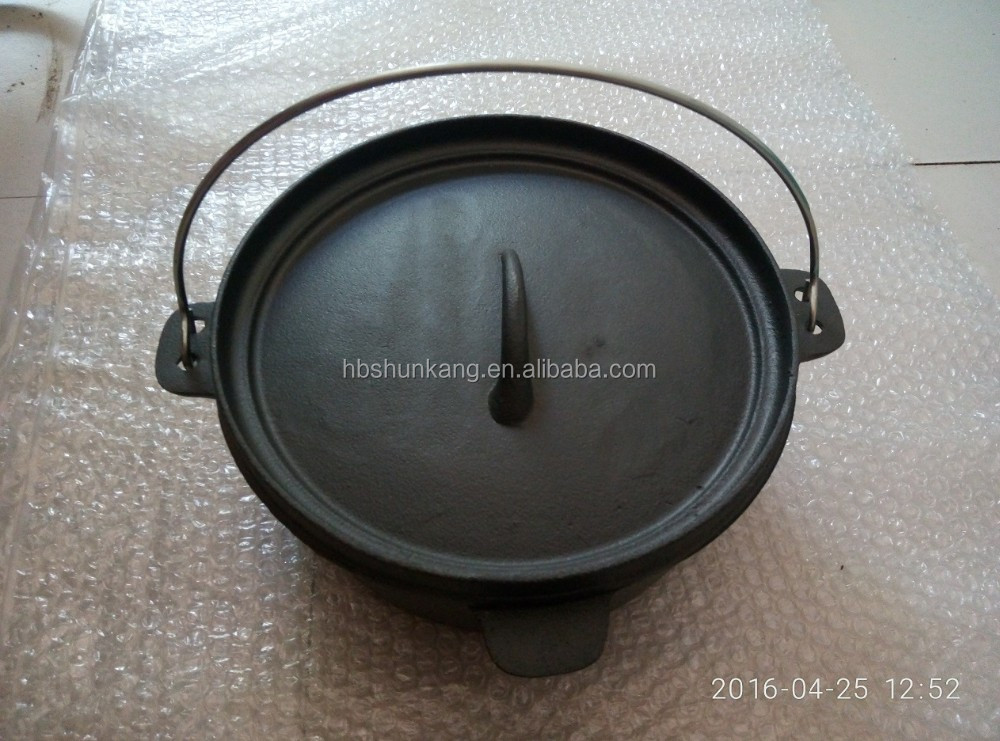 Dutch Oven/camping cookware/camping set factory in hebei