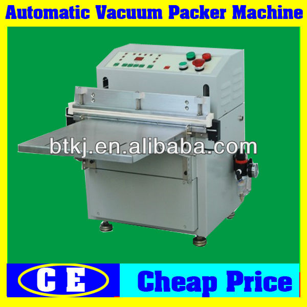 Auto Food Meat/Fast Food Film Vacuum Packaging Machine with Vertical Type,Automatic Digital Small Portable Meat Vacuum Packer