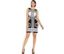 ladies' dresses latest women casual printed summer dress sexy western dress