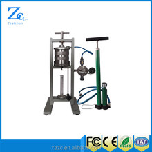 API Portable Laboratory Filter Press