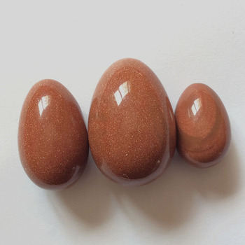 Red aventurine yoni egg with sizes small medium large pre drilled and authentic true stones not chemically treated