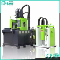 High efficiency Energy-Saving 2 platen injection molding machine