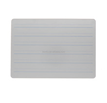 memo style pad lines printed Family Daily Planning white Board