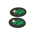 Customized PVC brand 3D logo rubber label patch