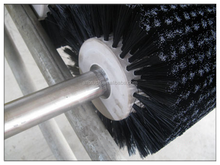 Excellent quality Punched Roller Brush, Staple Roller Brush