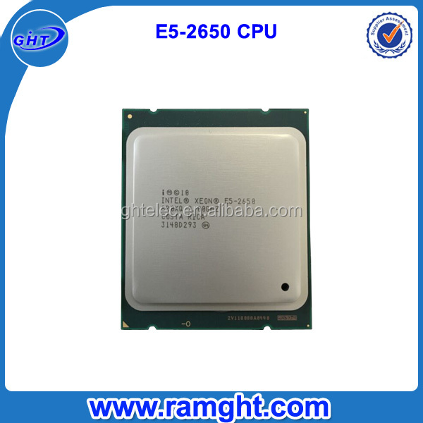 E5-2650 Eight CORE lga2011 computer cpu
