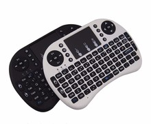 Rii Mini I8 2.4G Wireless Keyboard with Auto sleep and wake feature function for laptop
