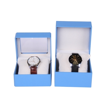 Wholesale various size fashion wrist watch strap box luxury