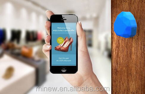 hot sell replaceable battery weather-proof iBeacon small cheap outdoor iBeacon