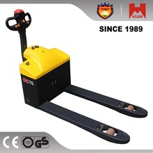 Factory price small electric pallet truck