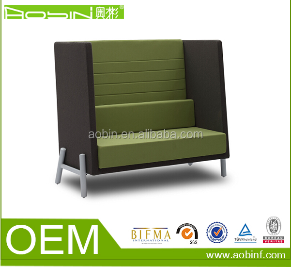 Good Quality Modern Design House Library Office Sofa Booth Seating