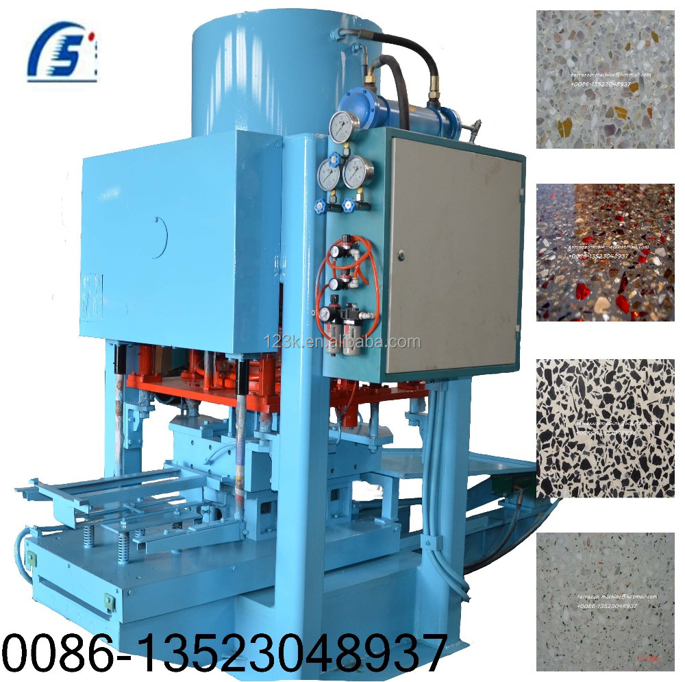 Hydralic Concrete Terrazzo Tile <strong>machine</strong>/Automatic Cement Tile <strong>Machine</strong>/High Quality Terrazzo Tile <strong>Machine</strong> Price