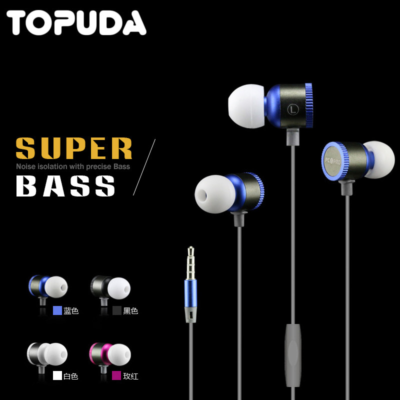 Guangzhou Factory Top Quality new Earphone in Ear with Mic and Volume Control