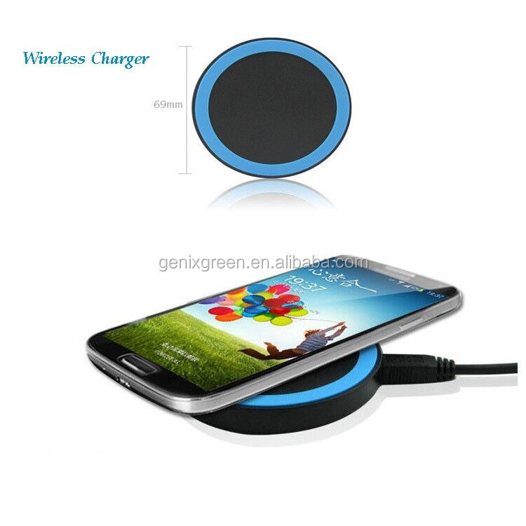 New Design 2016 Unique Hot Selling Mobile Phone QI Wireless Charger
