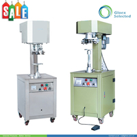 Semi-Automatic safety efficient Convenient soda can sealing machine