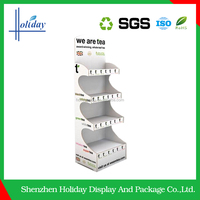 Wholesale retail shoe shelf display cabinet
