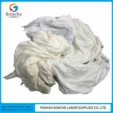 oil absorption100 cotton knit fabric waste for printing machine cleaning