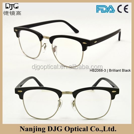 Naturally Fancy Eyeglasses Frames TR90 Glasses With German Style