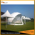 Factory price excellent Quality 10m geodesic dome tents for sale
