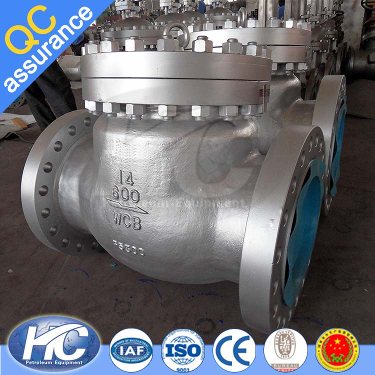 "2017 China top ten selling 1/2"" to 36"" ccheck valve / natural gas check valve / flange check valve"
