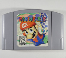 Mario Kart games for N64 game cartridge