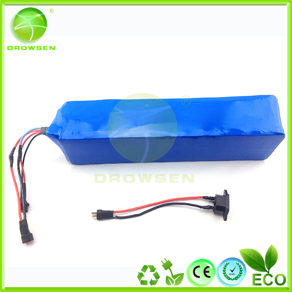 LI-ION KING 250W 15A BMS 36v 10ah lifepo4 battery pack