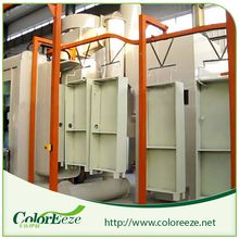 Full Auto Powder Spraying Equipment Coating Line