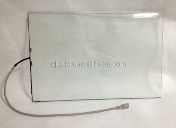 15 inch vandal proof SAW touch screen,lcd touch panel with high quality