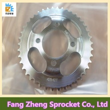 China Motorcycle Spare Parts Chain and Sprocket Kit