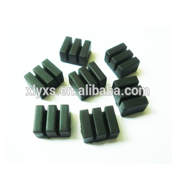 High Quality Factory Direct Sale black rubber shock absorber pad