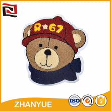 Fancy wholesale Personalized chenille embroidery letter