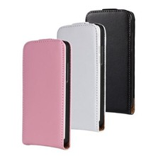 Leather flip cover case for htc one mini m4,for htc one mini m4 case