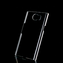 Transparent Clear Crystal PC Hard Back Cover Case For BlackBerry Priv