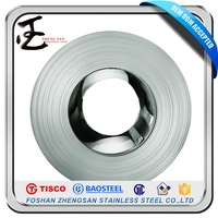 Bright White Material Specification Sus304 Stainless Steel Coil