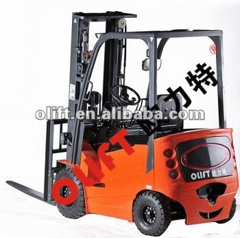 low price Olift toyota electric forklift used with certificate CE ISO and SGS