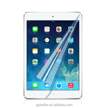 High Quality HD clear PET screen protector for iPad 2/3/4 with factory price