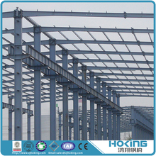 Customized Design Prefabricated Steel Structural Framework Building