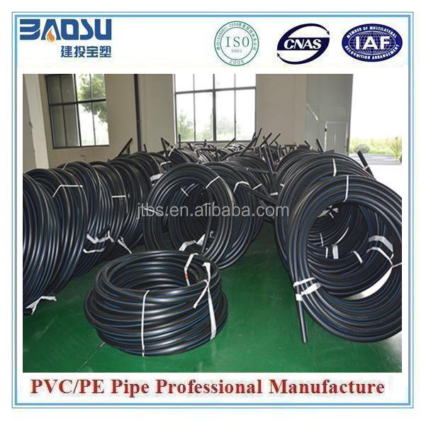 25 mm Hdpe Pipe Rolls for Water Irrigation
