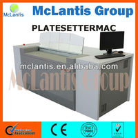 Metal CTP Machine For Metal Can